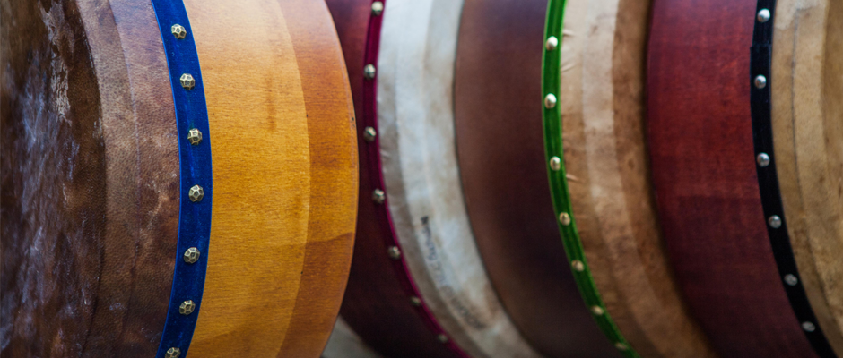 Taking care of your brendan white tunable bodhran